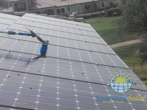 Bakersfield Solar Panel Cleaning